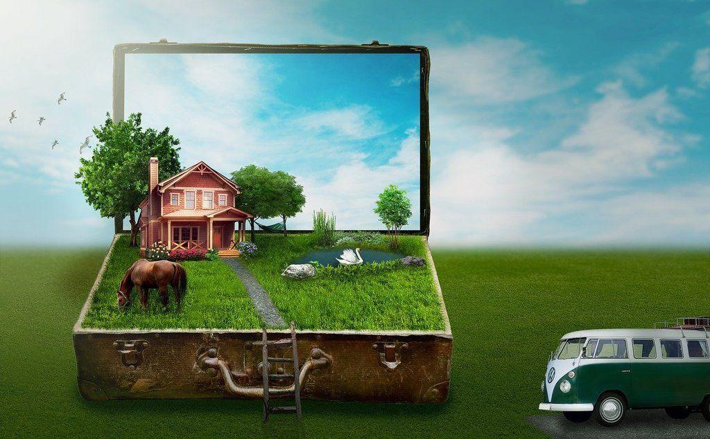 Mi casa en una maleta