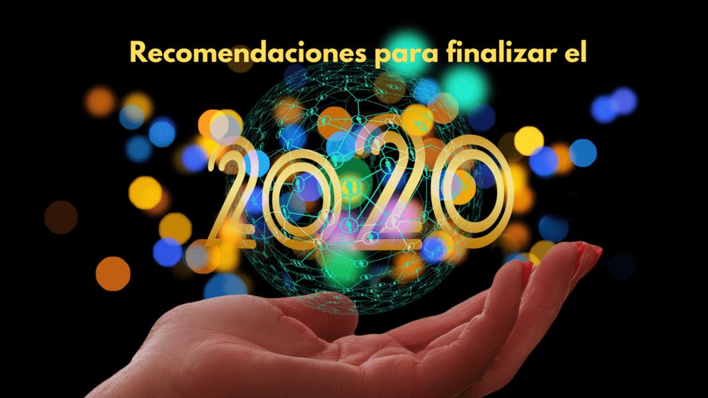 Finalizando el 2020